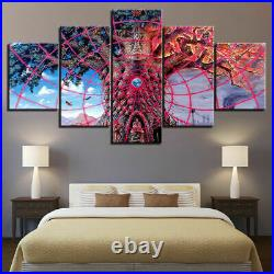 Alex Grey Psychedelic Gaia Abstract Canvas Print Painting Wall Art Home Decor 5P