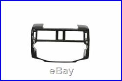 Car Central Console Control Panel Trim Cover Decor kit For Toyota 4Runner 2010+