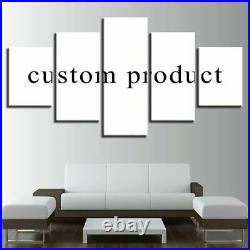 Custom Made Customized Canvas Prints Painting Wall Art Home Decor Picture 5PCS