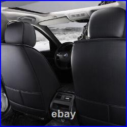 Fly5D Car Parts Interior Decor 5 Seats Cover Front & Rear Auto Protector Cushion